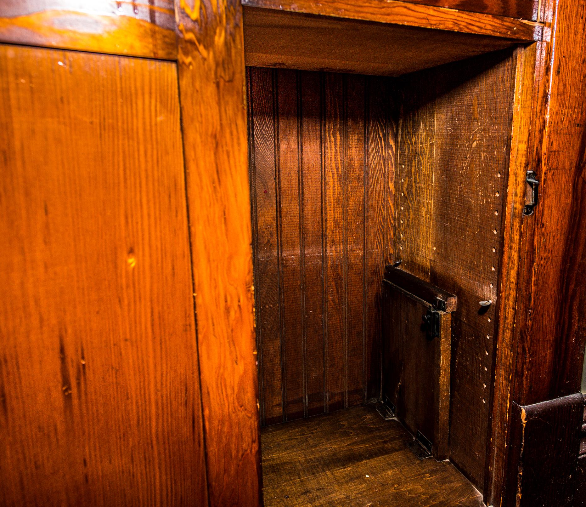 Hidden Door Our Foursquare House